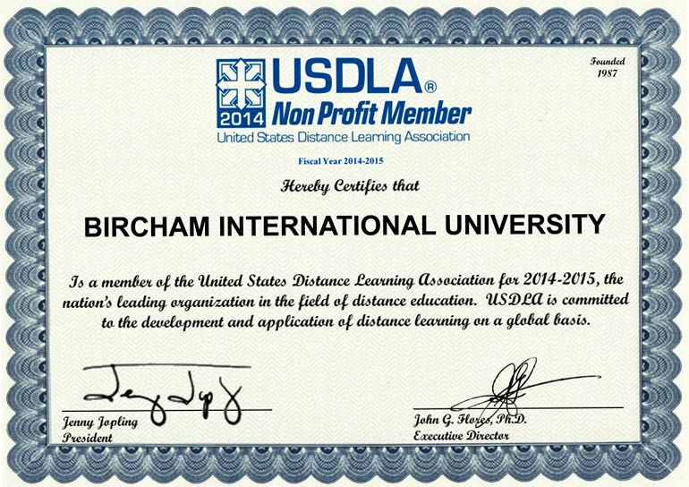 USDLA - United States Distance Learning Association