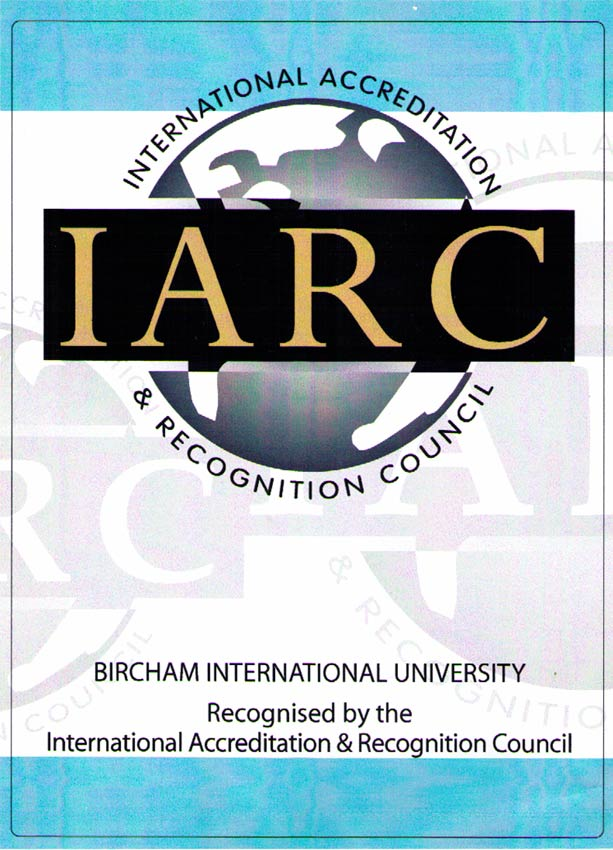 IARC - International Accreditation & Recognition Council