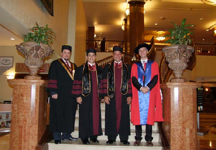 Bircham University 2011 Guatemala NBS and ESGI Graduation