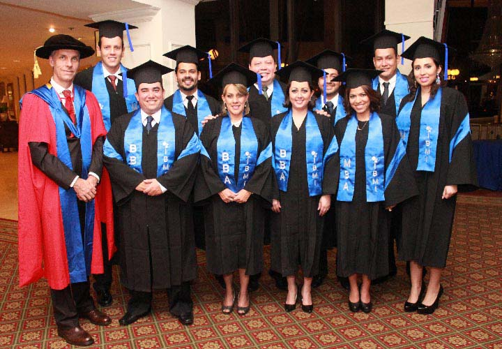 Bircham University 2013 El Salvador Graduation